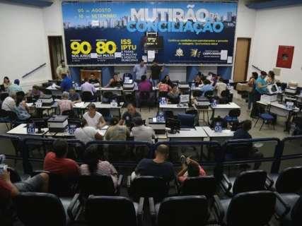 Plantão do IPTU fecha 760 negociações durante oito horas de atendimento