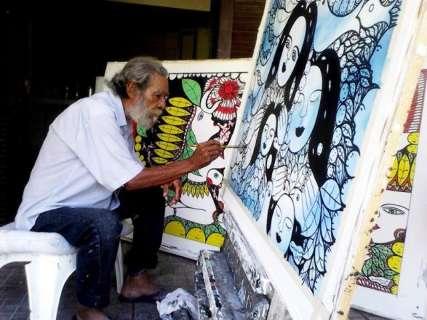 Fiems abre espaço para exposições de arte com mostra de Ilton Silva