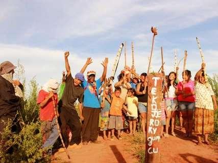 Índios prometem resistir para evitar despejo em Dourados e Caarapó