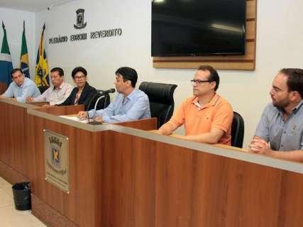 Auditoria na previdência municipal já lota mais de 10 caixas de documentos