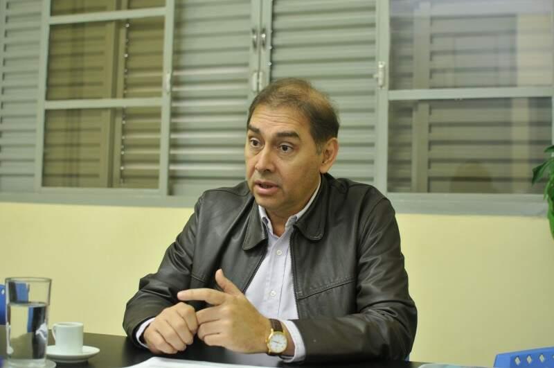 O prefeito disse que as denúncias surgiram durante a gestão dele. (Foto:Alcides Neto/Arquivo)