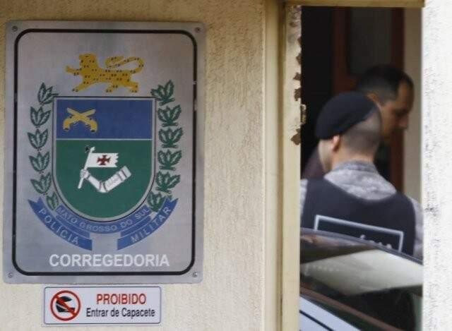 Operação do Gaeco mirou militares envolvidos em esquema de contrabando de cigarros. (Foto: Saul Schramm)