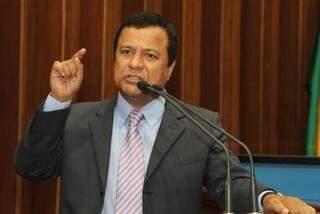 Deputado destaca que seu ótimo desempenho nas pesquisas e os investimentos em MS irão garantir apoio (Foto: Divulgação)