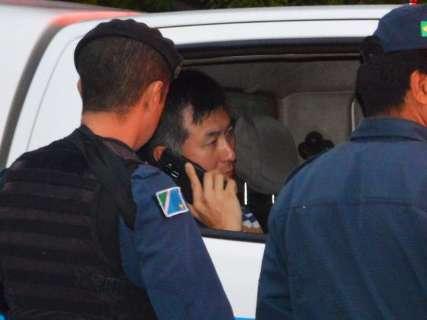 Policial rodoviário que matou empresário no trânsito continua preso no Garras