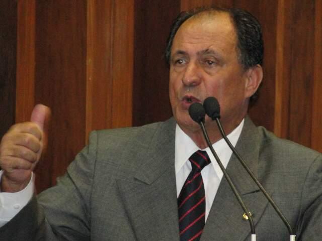 Zé Teixeira avalia que um apoio do DEM a Giroto não seria muito produtivo para o partido(Foto: João Garrigó)