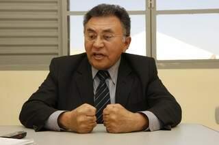 Juiz Odilon de Oliveira confirma demissão de funcionário, mas não comenta motivo (Foto: Cleber Gelio - Arquivo)