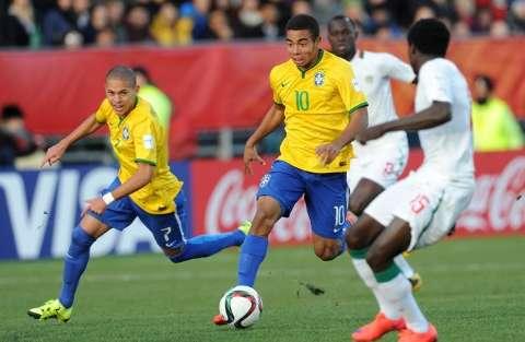 Brasil goleia Senegal e vai à final do Mundial Sub-20 contra a Sérvia