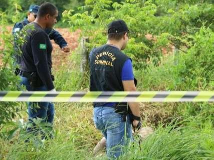 Corpo de mulher é encontrado na MS-040 em estado de decomposição