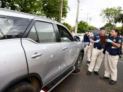 Paraguai procura envolvido em atentado que matou garoto, em outubro