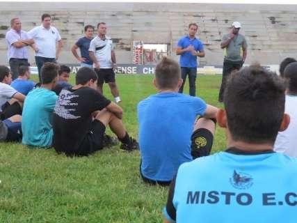 Misto seleciona cinco atletas em 'peneirada' realizada em Três Lagoas