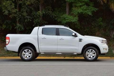 Ford começa a vender nova Ranger Flex