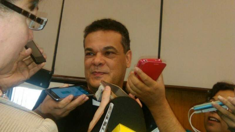 Senador Robert Acevedo disse que Pavão é um homem perigoso (Foto: ABC Color)