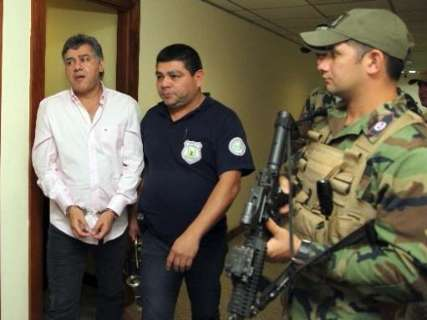 Brasil tenta pela 3ª vez extraditar traficante que mandou matar Rafaat