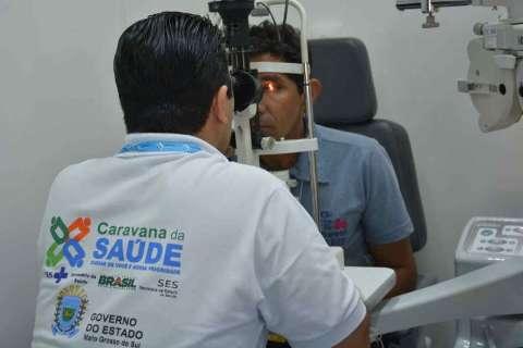 Paranaíba é a próxima cidade a receber a Caravana da Saúde em MS