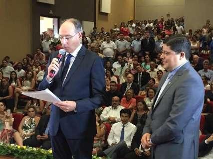 Transição foi mentirosa e situação da prefeitura é de recomeço, diz Peluffo