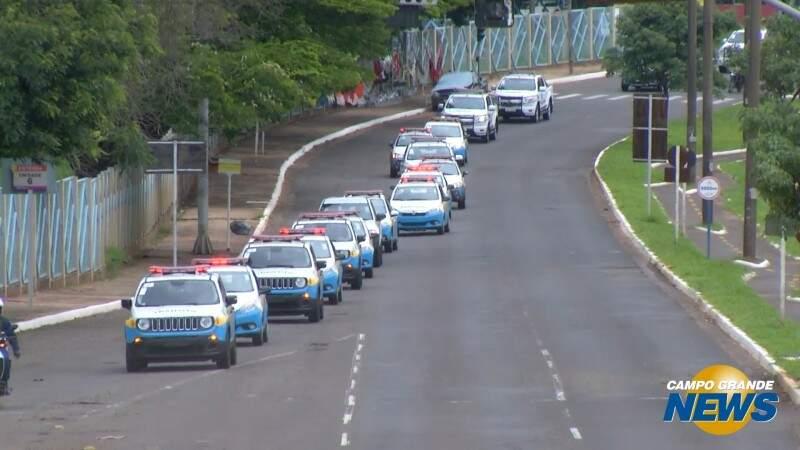 Polícia vai receber 278 caminhonetes SUV em 2017
