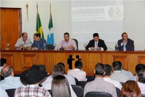 Recursos da repatriação serão depositados amanhã, diz Assomasul