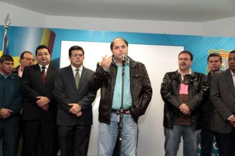 Mario Cesar diz que parcerias possibilitaram implantação de videomonitoramento