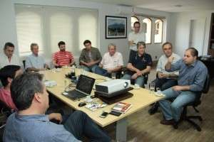 Vereadores vão à Brasília em busca de alterações na duplicação da BR-163