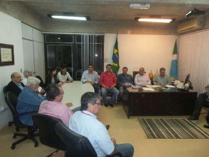 A portas fechadas, Santa Casa, governo e prefeitura decidem impasse na saúde