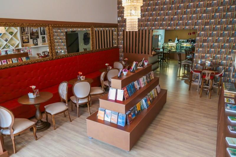 + Que Café fica na Rua Euclides da Cunha, 69, Jardim dos Estados. (Foto: Fernando Antunes)