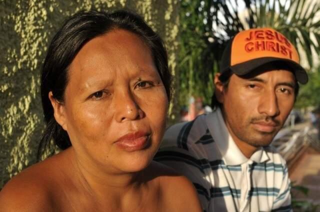 Pais de quadrigêmeas, abandonam filhos para ir em festa. (Foto: Alcides Neto/Arquivo)