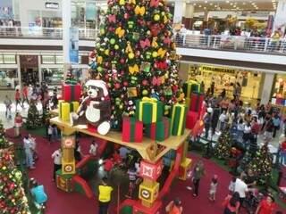 40% da população deve realizar as compras nos shoppings (Foto: Divulgação)