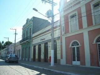 Especialista acredita que cidade entrará no circuito do turismo histórico (Foto: Marcos Ermínio)