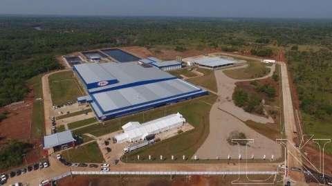 Com investimentos de US$ 80 milhões, JBS inaugura unidade no Paraguai