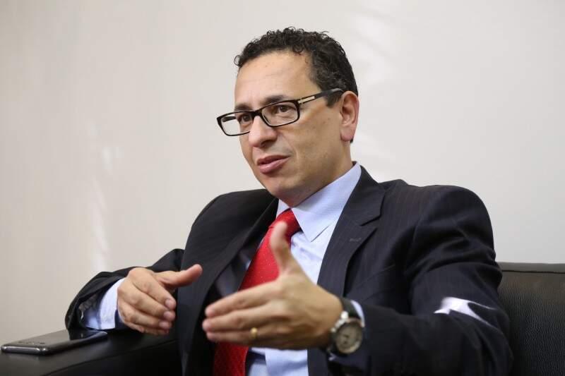 Paulo Passos diz que MPE tem obrigação de dar satisfação à sociedade. (Foto: Fernando Antunes/Arquivo)