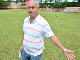 Diretor da Funesp confirmou saída do cargo no dia 20 de março(Foto: João Garrigó)