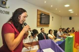 A audiência focou nos direitos e liberdade da população LGBT (Foto: João Garrigó)