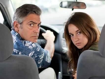 """Indicado ao Oscar """"Os Descendentes"""" destaca Clooney e resgata polêmica"""