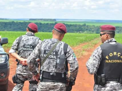 Força Nacional vai permanecer mais 90 dias em aldeias de Dourados