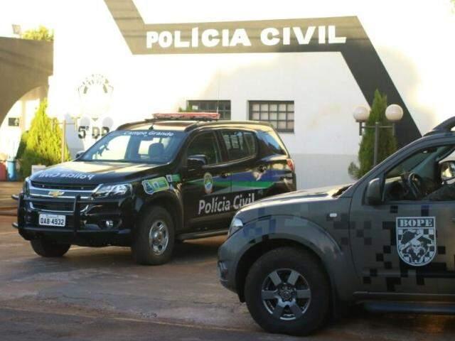 O caso foi registrado na Delegacia de Pronto Atendimento Comunitário da Vila Piratininga (Foto: André Bittar)