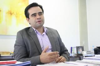 Jader diz que política de austeridade continua no governo estadual (Foto: Marcos Ermínio)