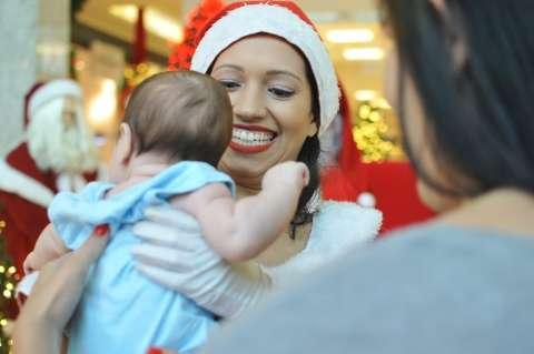 Papai é a estrela, mas Mamãe Noel pode fazer toda diferença no Natal