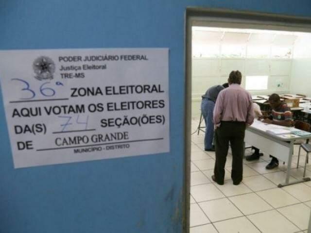Eleitores voltam às urnas em 2018; classe política aposta em votantes conscientes. (Foto: Marcos Ermínio/Arquivo)
