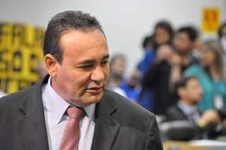 Vereador Carlão afirma que o partido está acompanhando a denuncia e irão se posicionar (Foto - Marcelo Calazans)