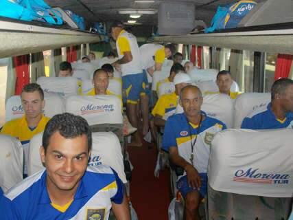 Cene viaja para Dourados e espera jogo equilibrado contra o Atlético-MG