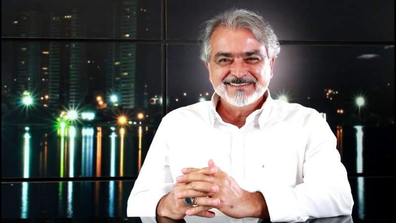 Osvaldo Abrão de Souza - presidente da CAU e docente Unigran. Foto Divulgação