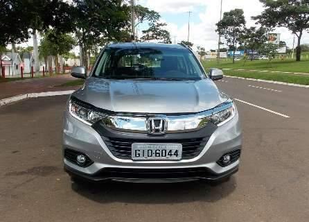 Avaliação Honda HR-V 2019