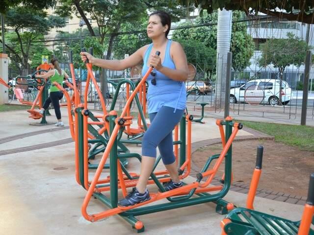 Equipamentos seriam instalados em áreas públicas em cidades de MS. (Foto: Simão Nogueira/Arquivo)