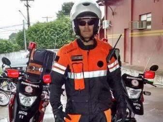 Motociclistas dos bombeiros de MS usarão roupas com airbags