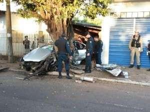 Comerciantes reclamam de acidentes e imprudência na Av. Ernesto Geisel