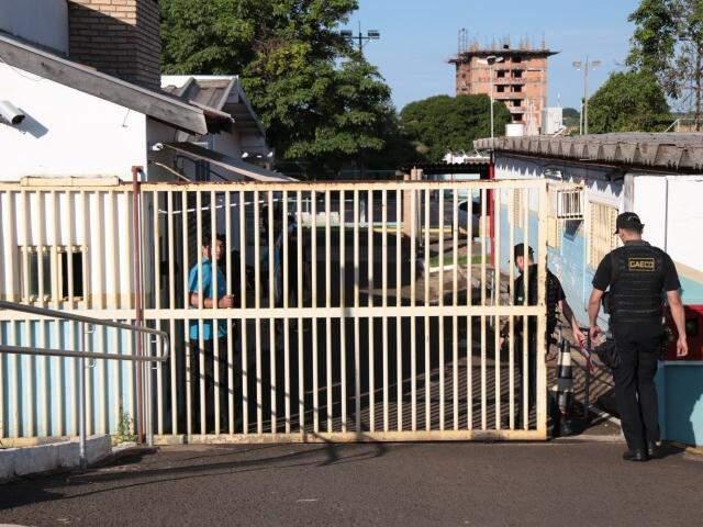 Gaeco realizou operação no dia 13 de dezembro na sede da Seleta e da Omep. (Foto: Fernando Antunes)