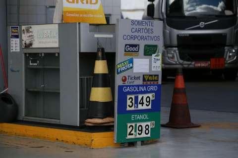 Preço do etanol sobe e chega a custar R$ 3,39 em cidade do interior de MS