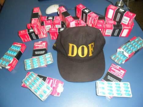Medicamento foi proibido em 2011 pela Anvisa. (Foto: Divulgação/DOF)