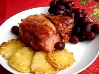 Lombo é uma opção de carne leve para a passagem do ano