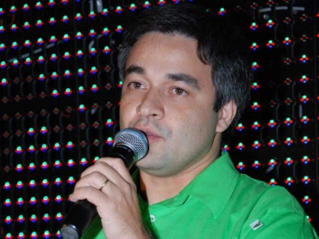 Alex Bachega concorreu com outros cinco candidatos da região Centro-Oeste. (Foto: Divulgação)